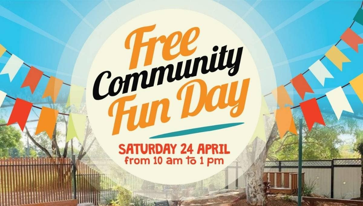 Free Community Fun Day Caboolture
