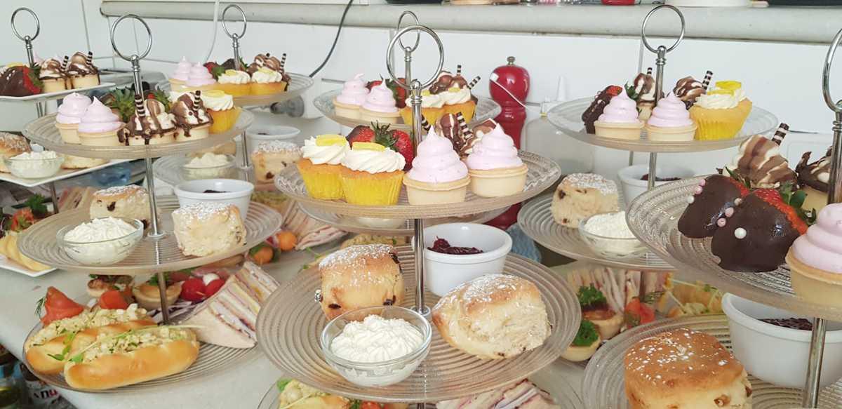 Mother's Day High Tea Brisbane Food