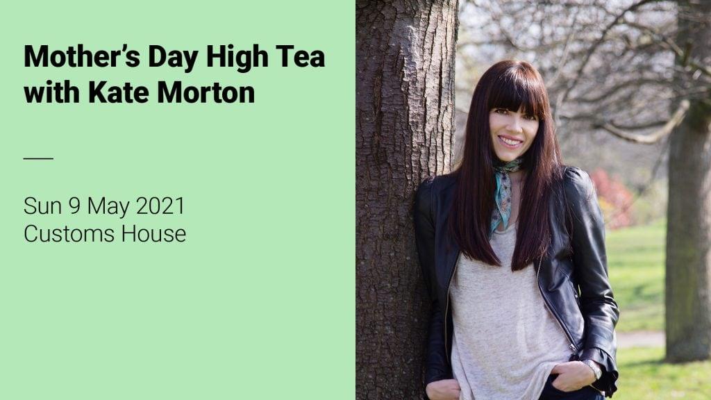Mother's Day Ideas Kate Morton