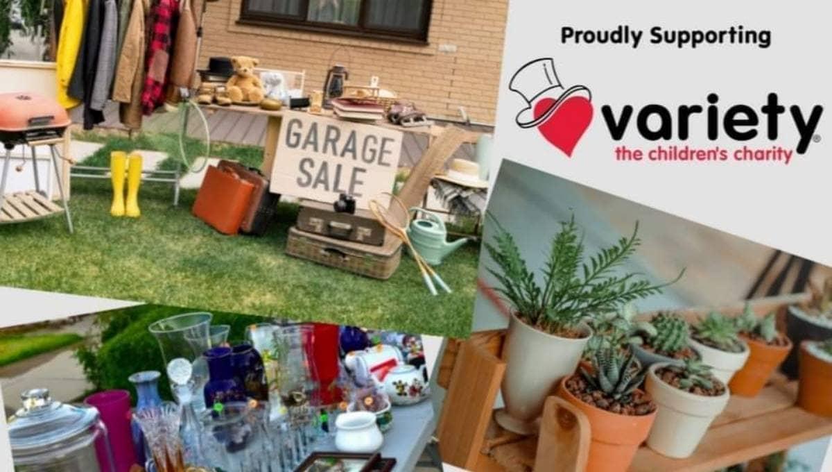 Charity Car Boot Sale Toowoomba