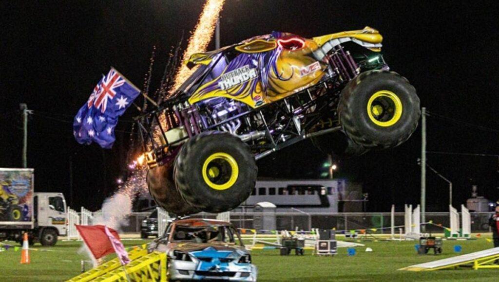 Monster Trucks Brisbane caboolture