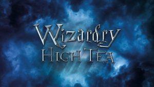 Wizardry High Tea