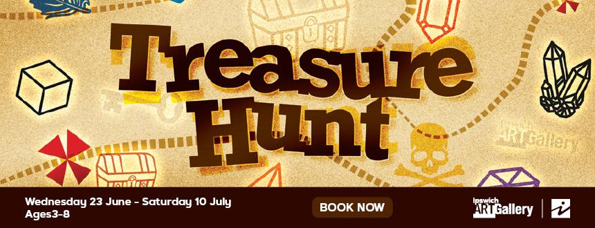 Ipswich Art Gallery - Treasure Hunt