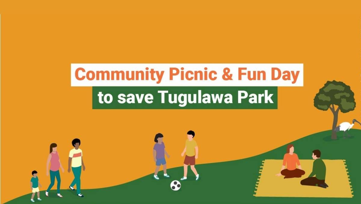 Community Picnic & Fun Day to Save Tugulawa Park