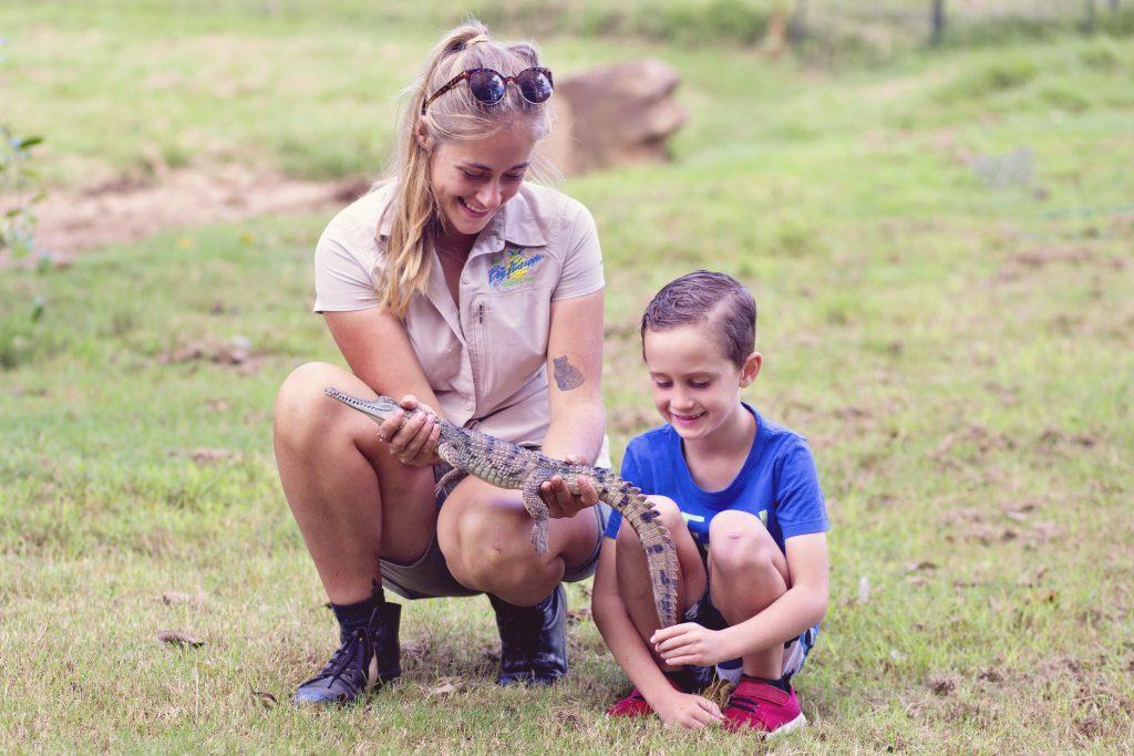 Wildlife HQ Zoo wild encounter