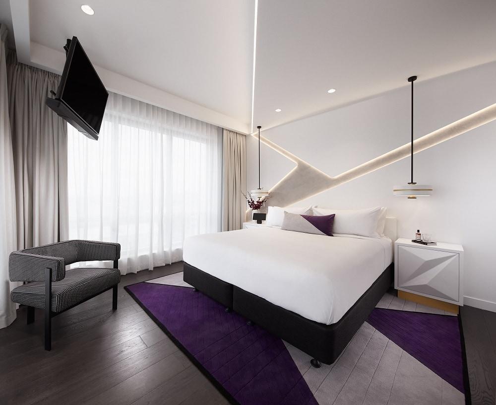 Hotel X rooms