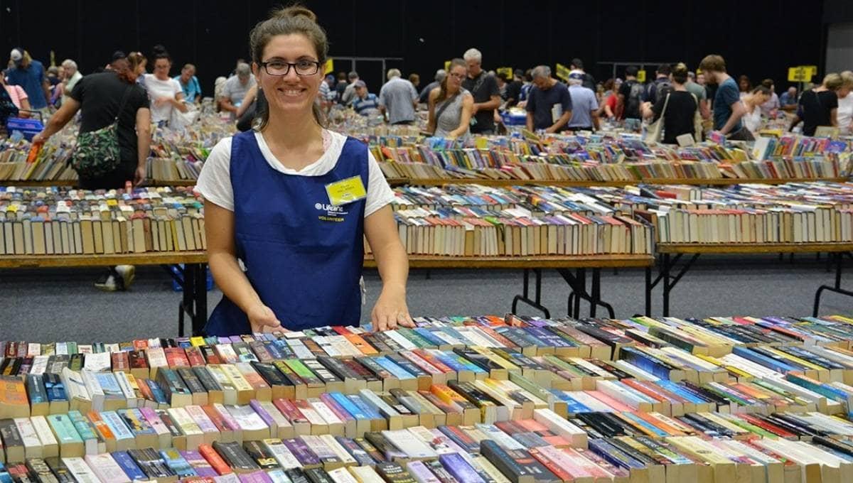 Lifeline Bookfest Brisbane