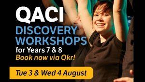 QACI Discovery Workshops