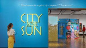 Museum of Brisbane City in the Sun