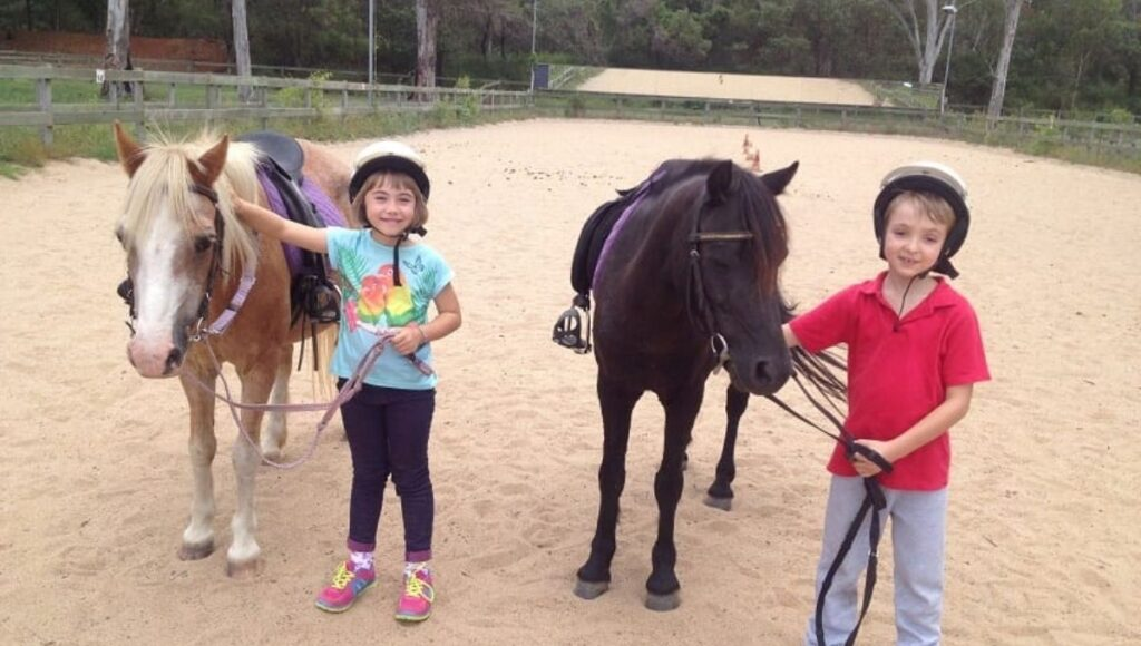 EKKA Public Holiday Horseriding