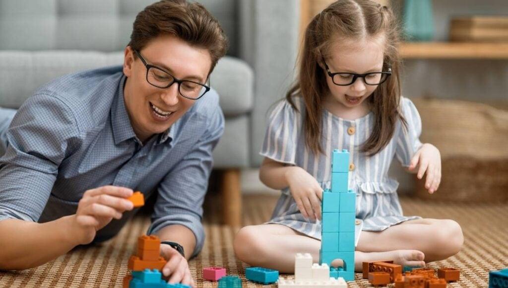 Father's Day Brisbane Lego