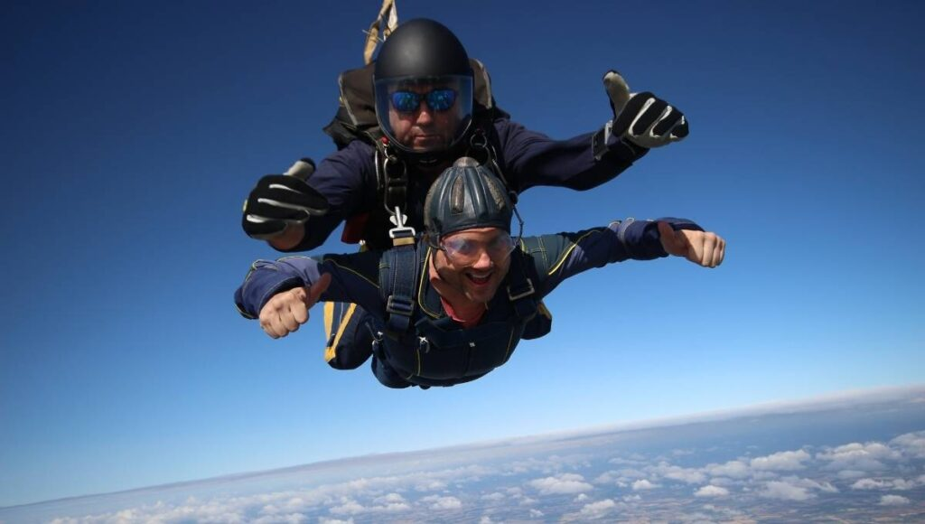 Father's Day Brisbane Skydiving