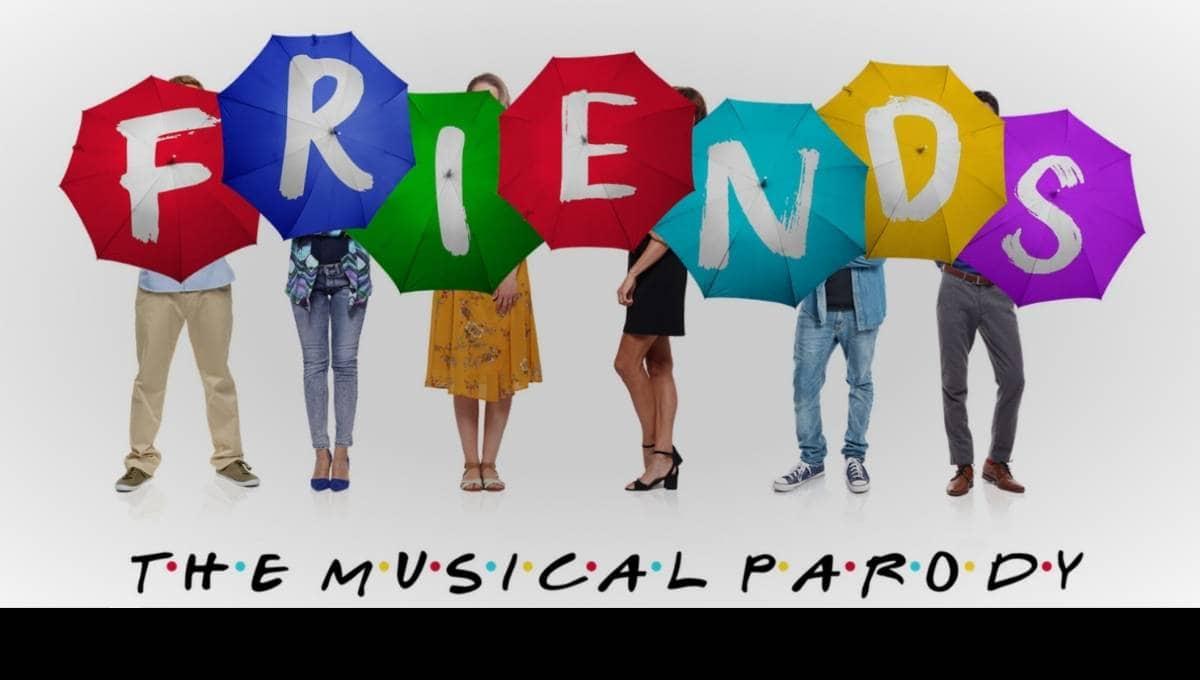 Friends! the musical parody