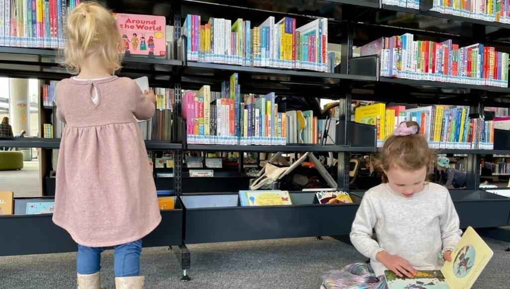 Ipswich Children's Library Books