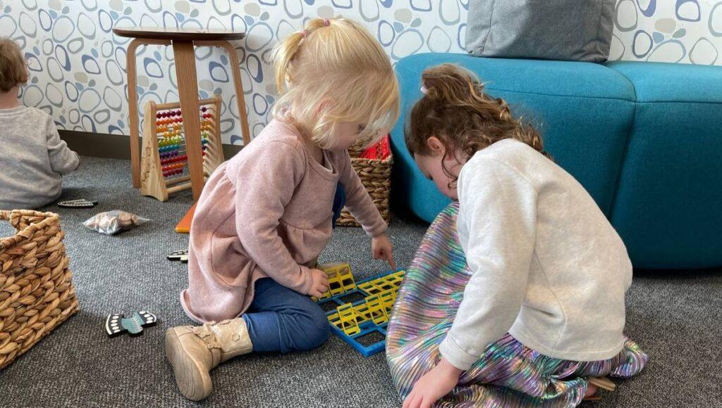 Ipswich Children's Library Games