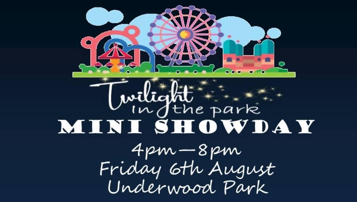 Mini Show Day