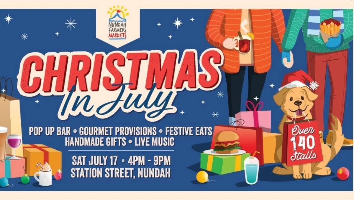 Nundah Christmas in July Markets
