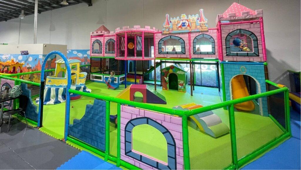 Croc's PlayCentre Underwood Magical Castle