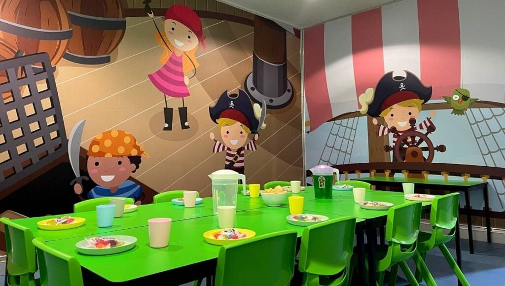 Croc's PlayCentre Underwood Pirate Party
