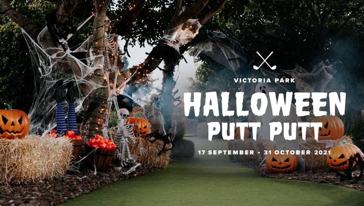 Halloween Putt Putt Victoria Park