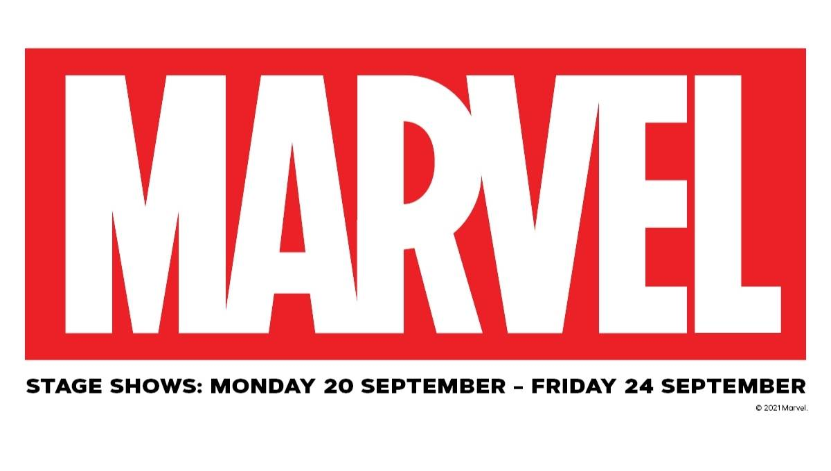 Marvel Stage Shows Iron Man and Spider-Man