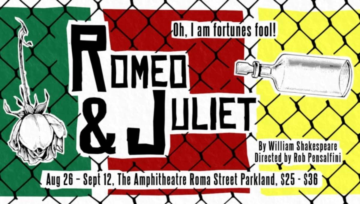 Romeo & Juliet at Roma Street
