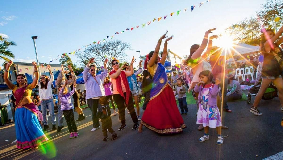 Technicolour Multicultural Festival