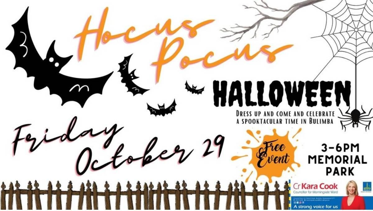 Hocus Pocus Halloween Spooktacular