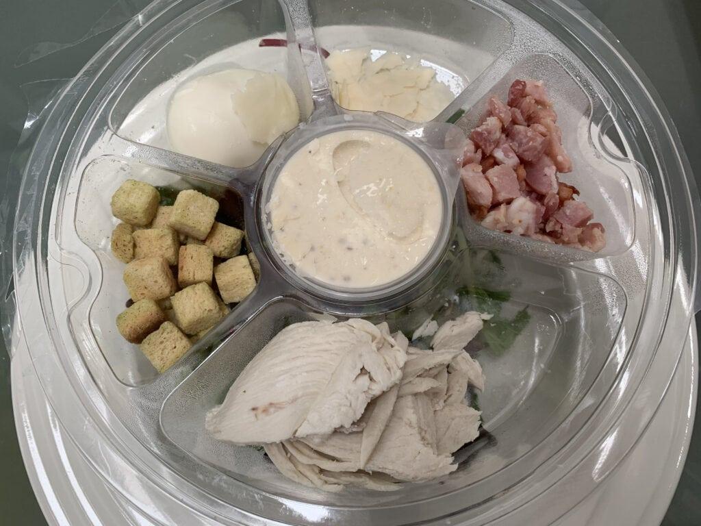 Salad Servers Caesar Salad
