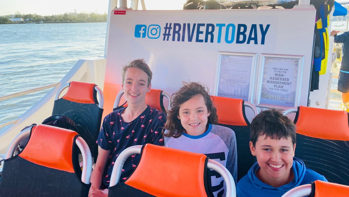 River to the Bay review - snorkel tangalooma wrecks