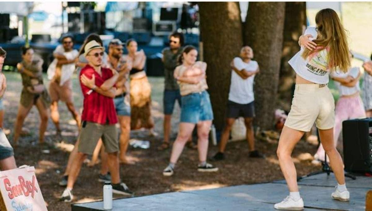 Outdoor Dance Classes