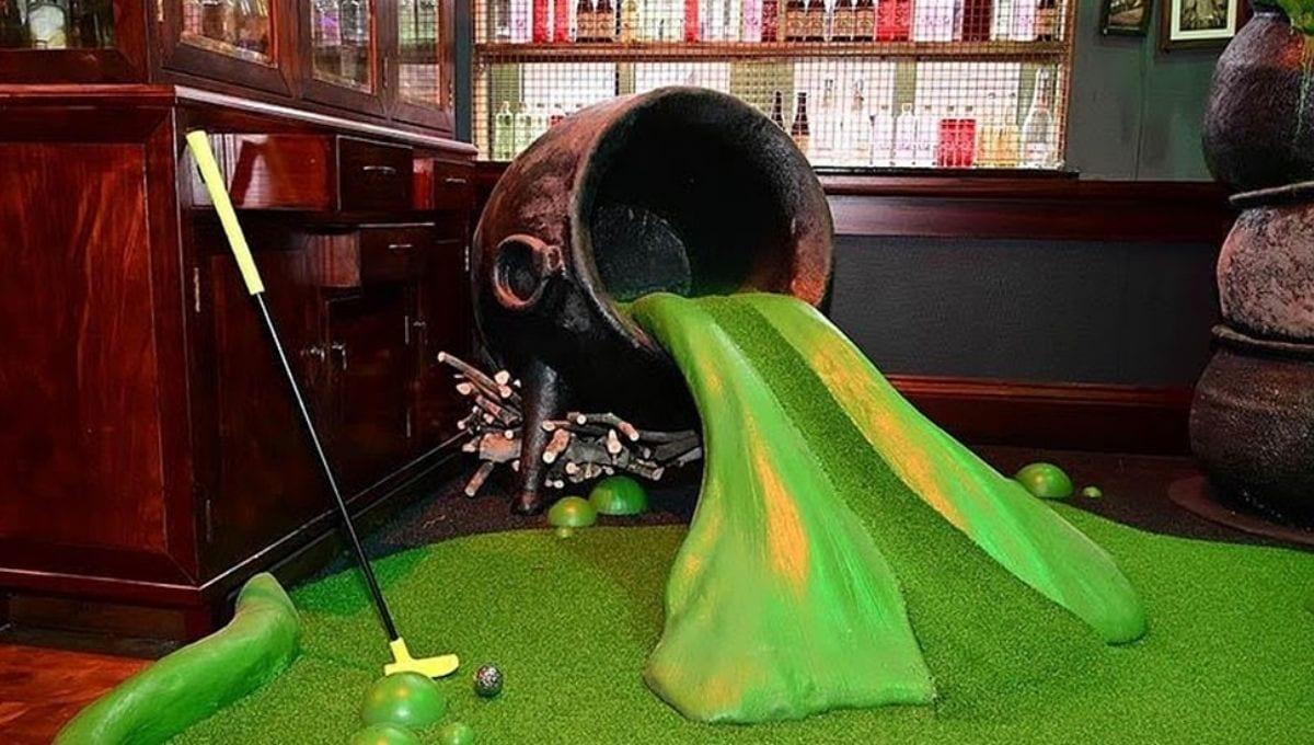 Potion Putt Golf