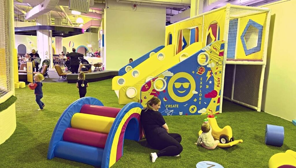 minibounce carindale softplay