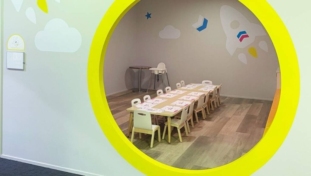 minibounce party rooms