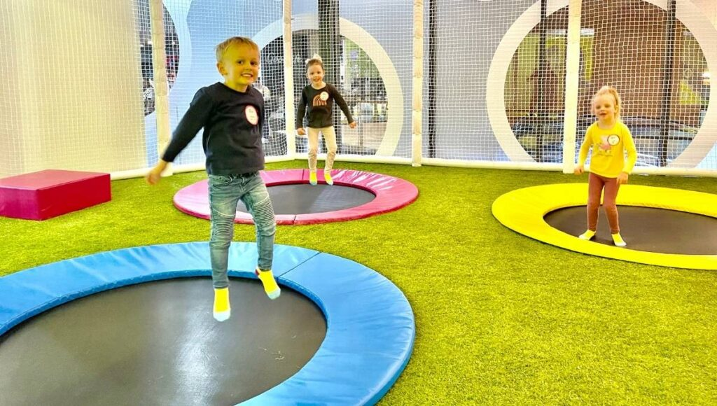 minibounce trampolines
